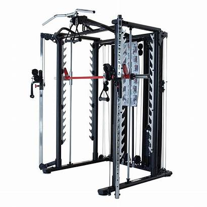 Smith Inspire Scs Fitness Cage System Machine