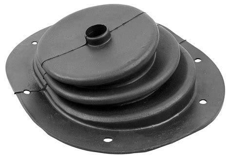 Rubber Boot For Gear Shift by Restoparts 1965 67 Skylark Gear Shifter Boot Rubber Lower