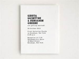 vasa modern letterpress wedding invitation bold uniqu and With letterpress wedding invitations london