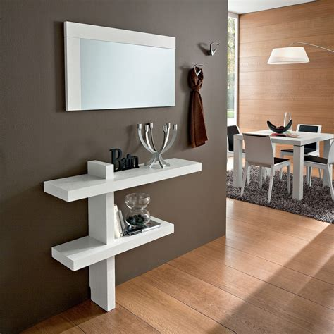 mobili per ingresso casa mobili per ingresso in legno bianco frassino bernard