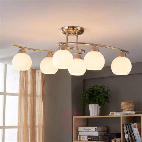 Compra Lámpara de techo Svean para comedor 6 cabezales