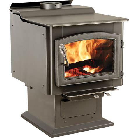 fireplace furnace vogelzang ponderosa high efficiency wood stove 152 000