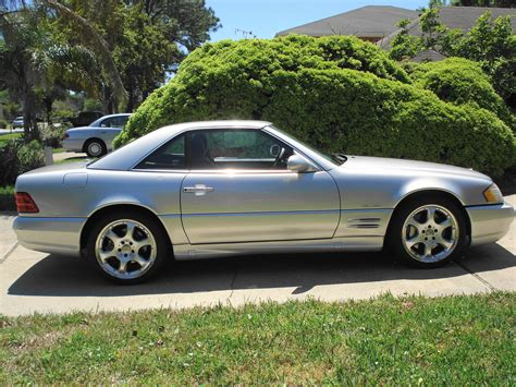 Mercedes Sl Class Picture by 2002 Mercedes Sl Class Pictures Cargurus