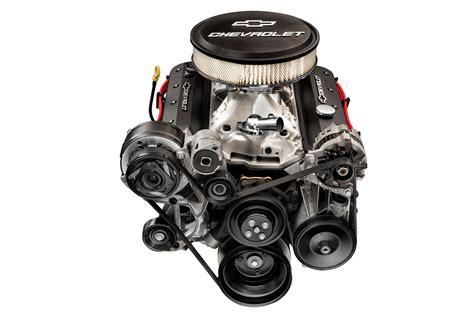 Chevrolet Crate Engines by Exclusive Look The 405hp Zz6 Chevy Crate Engine