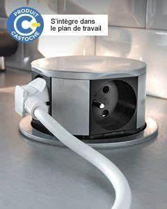 Prise Encastrable Plan De Travail Ikea : la cuisine par castorama bloc prise encastrable id es ~ Melissatoandfro.com Idées de Décoration