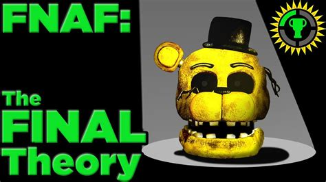 Game Theory Fnaf Game Theory Fnaf The Final Theory Five Nights At