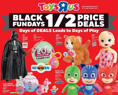 black friday deals on toys canada