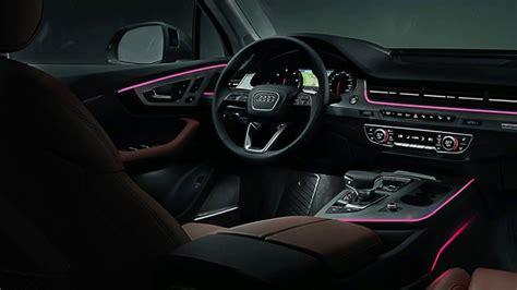 2017 Audi Q7 Interior Review Youtube
