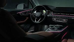 Audi Q7 Interieur : 2017 audi q7 interior review youtube ~ Nature-et-papiers.com Idées de Décoration