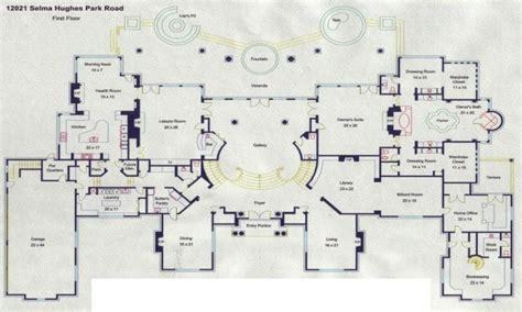 mansion plans mega mansion floor plans luxury mansion floor plans