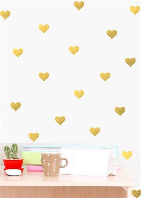 bedroom wall decor ideas gold mini wall decal chic home decor bedroom