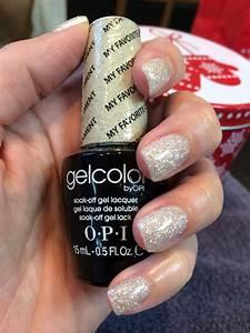 Opi Gel Polish Color Chart New Gel Nails My Favorite Ornament By Opi Opi Gel Nails