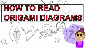 How To Read Origami Diagrams