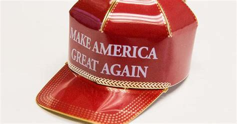 trump christmas ornament donald campaign