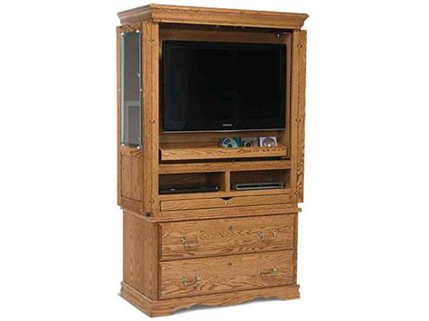 Tv Armoires For Flat Screens Flat Screen Tv Armoire With Doors Tv Armoire