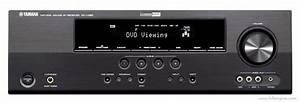 Yamaha Rx-v365 - Manual - Audio Video Receiver