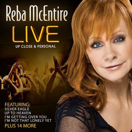 reba mcentire up close and personal reba mcentire live up close personal cd walmart