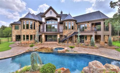 house okc newly built home in edmond oklahoma homes of the rich