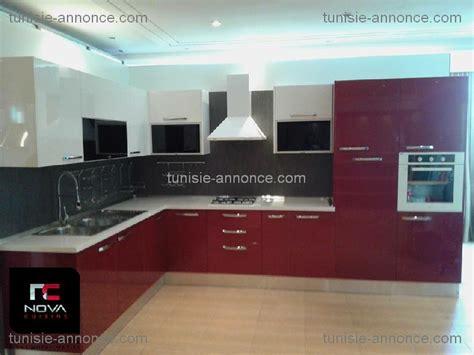 cuisine sur mesure tunisie réf 1804663 bonnes affaires et meubles accessoires