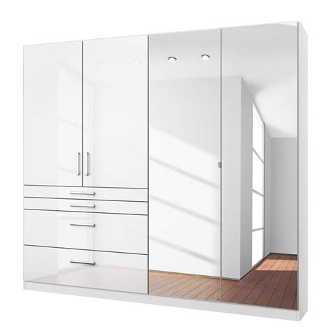 Large White Wardrobe by High Gloss White Wardrobes