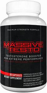Massive Testo Review  Why It U0026 39 S So Bad   July 2020 Updated