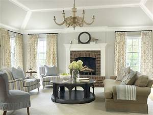 Modern living room curtains drapes living room traditional for Curtains for living room with grey furniture