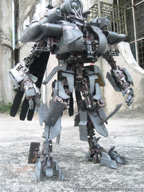 transformers custom blackout transformers custom toys dotm rotf  optimus prime