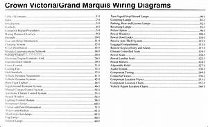Crown Victoria Wiring Diagram Manual