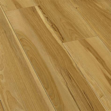 scherzo natural light walnut effect laminate flooring   pack departments diy  bq
