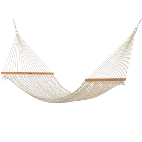 Cotton Rope Hammock by Single Original Cotton Rope Hammock