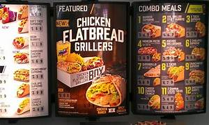 News: Taco Bell Testing New Chicken Flatbread Grillers ...