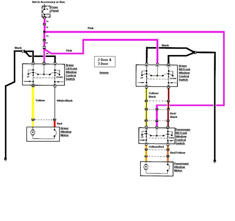 window motor wiring diagram wiring diagram