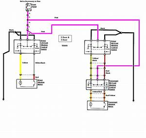 F250 Wire Diagram Power Window And Lock