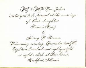Wedding invitation wording marriage anniversary for Wedding invitations letters sample