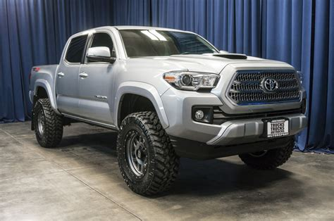 4x4 Toyota Tacoma by Used Lifted 2016 Toyota Tacoma Trd Sport 4x4 Truck For