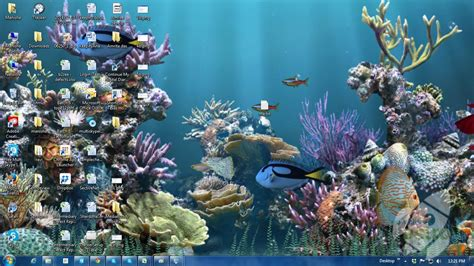Animated Wallpaper 1366x768 - 3d animated aquarium wallpaper wallpapersafari