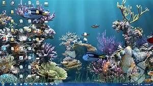 3D Animated Aquarium Wallpaper - WallpaperSafari