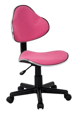 Flash Furniture Rolling Office Chair In Hot Pink & Reviews