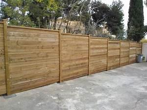 Bois Autoclave Classe 4 : bois autoclave classe 4 pour cl ture ~ Premium-room.com Idées de Décoration