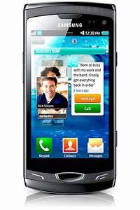 Enregistrer Produit Samsung : samsung wave ii noir open market samsung fr ~ Nature-et-papiers.com Idées de Décoration