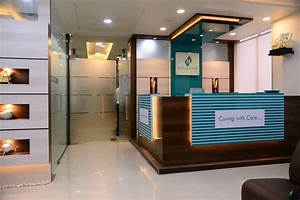 Healing hands a beautiful clinic interior design pune for Interior design kitchen in pune