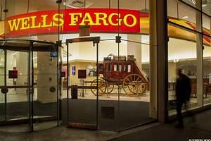Wells Fargo  Wfc  Stock Down  Profit Declines Amid Falling