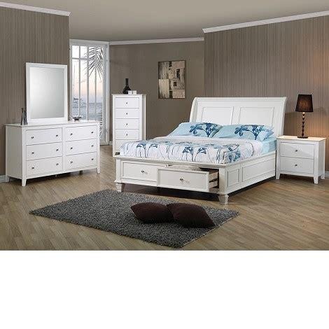 Dreamfurniturecom  Sandy Beach Storage Bed Bedroom Set