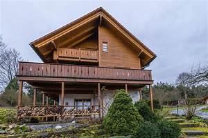 holzhaus oberbrandi ferienhaus in lossburg mieten With katzennetz balkon mit garding ferienhaus