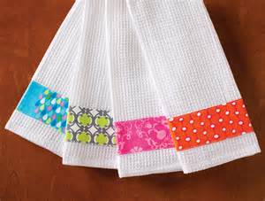 Sewing Projects Kitchen Dish Towels