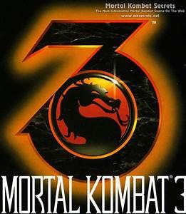 Mortal Kombat 3 Logos - Mortal Kombat Secrets