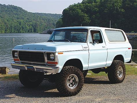 ford bronco page  tigerdroppingscom