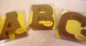 alphabet letters belgian chocolate daniel toronto With where to buy chocolate letters