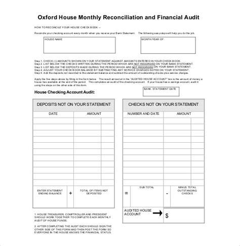 audit report template 23 audit report templates free sle exle format free premium templates