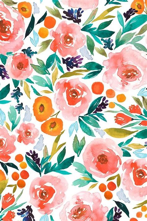 Download, share or upload your own one! Pin by Haley Aragon on Art ideas on canvas | Prints, Watercolor flowers, Floral watercolor